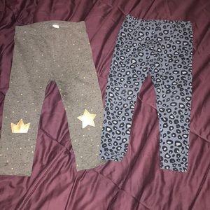 Toddler leggings